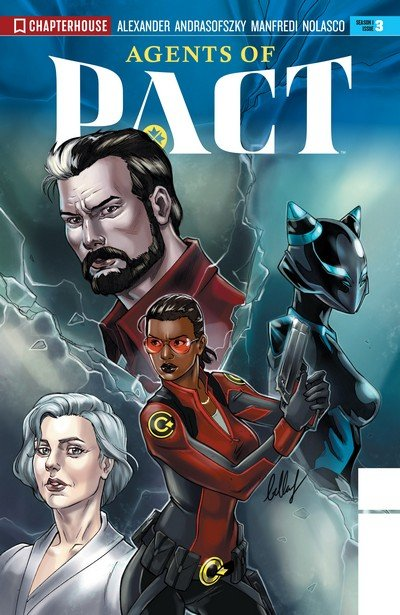 Agents of P.A.C.T. #3 (2017)
