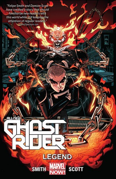 All-New Ghost Rider Vol. 2 – Legend (TPB) (2014)