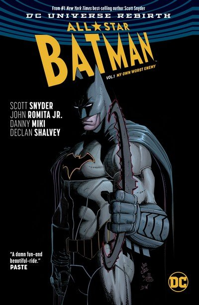 All-Star Batman Vol. 1 – 3 (TPB) (2017-2018)