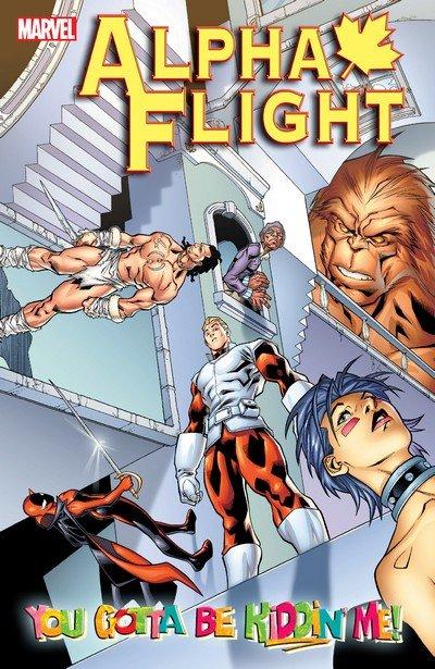Alpha Flight Vol. 1 – 2 (TPB) (2004)