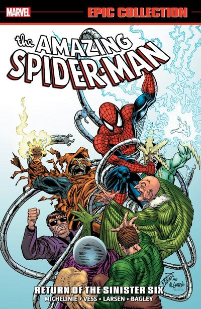 Amazing Spider-Man Epic Collection Vol. 21 – Return of the Sinister Six (2016)