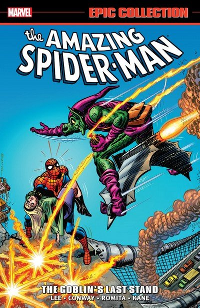 Amazing Spider-Man Epic Collection Vol. 7 – The Goblin's Last Stand (2017)
