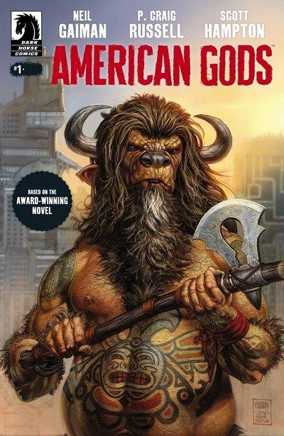 American Gods – Shadows #1 – 9 (2017)