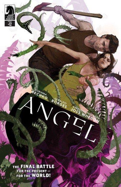 Angel Season 11 #12 (2017)