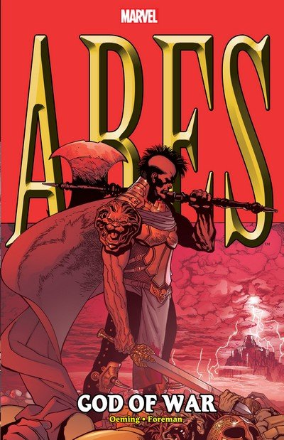 Ares – God of War (TPB) (2006)