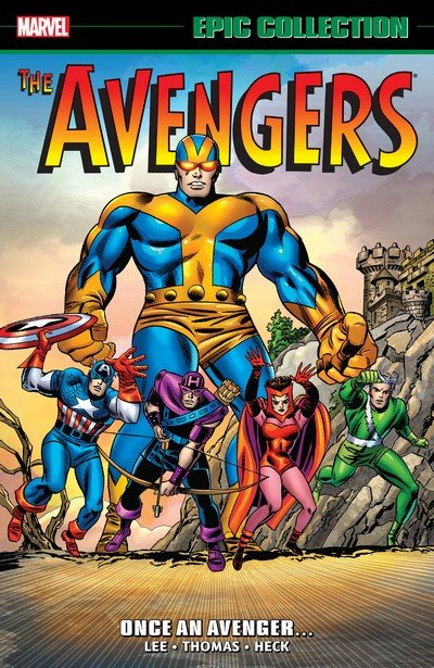 Avengers Epic Collection Vol. 2 – 4 (2014)
