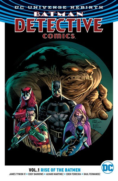 Batman – Detective Comics Vol. 1 – 4 (TPB) (2017-2018)