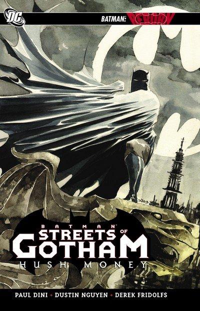 Batman – Streets of Gotham Vol. 1 – 3 (TPB) (2010-2011)