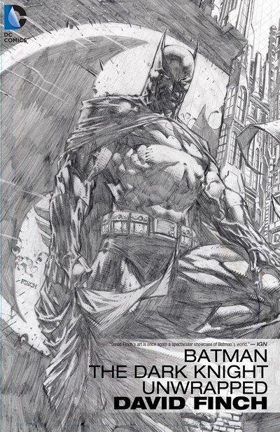 Batman The Dark Knight Unwrapped – David Finch (2015)