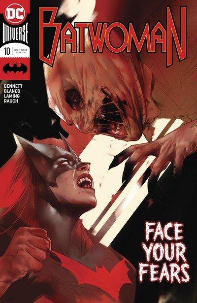 Batwoman #10 (2017)
