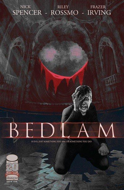 Bedlam #1 – 11 + TPB Vol. 1 – 2 (2012-2014)