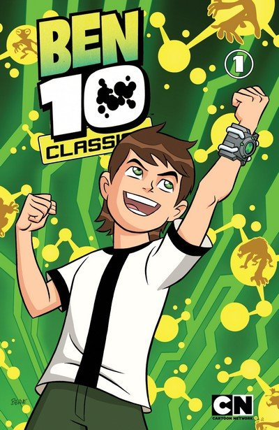 Ben 10 Classics Vol. 1 – Ben Here Before (2013)