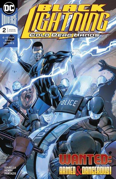 Black Lightning – Cold Dead Hands #2 (2017)