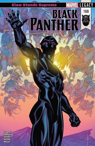 Black Panther #168 (2017)