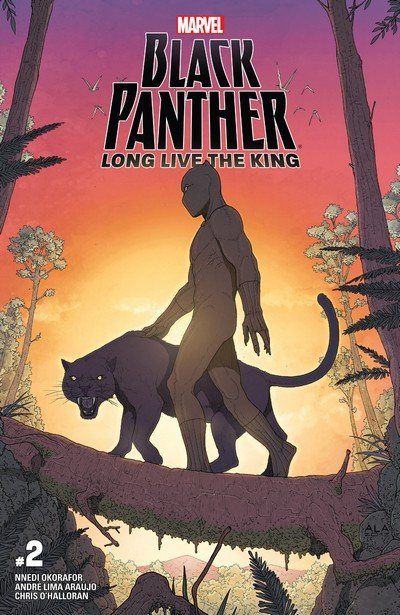 Black Panther – Long Live The King #2 (2017)