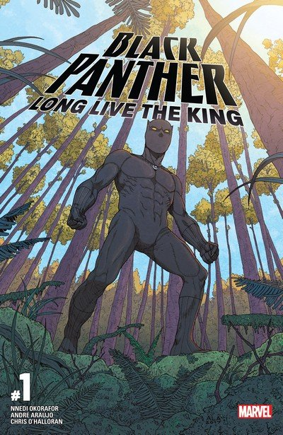 Black Panther – Long Live the King #1 (2017)