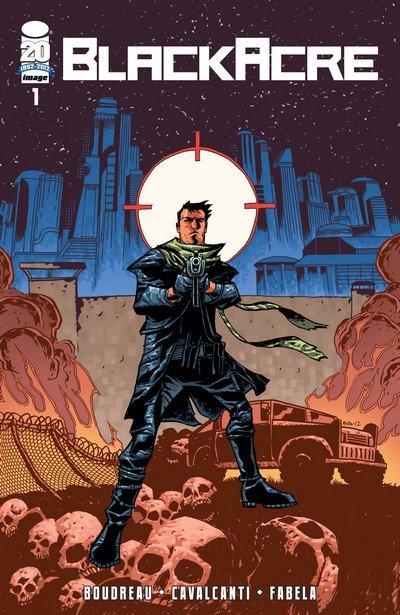 BlackAcre #1 – 11 + TPB Vol. 1 – 2 (2012-2013)