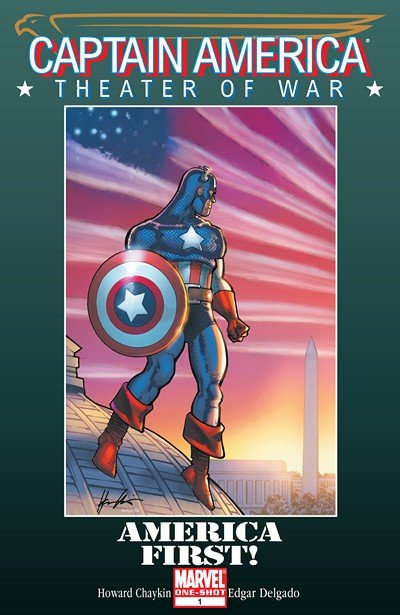 Captain America Theater of War – America First! #1 (2009)
