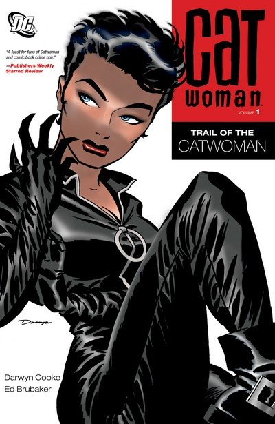 Catwoman – Vol. 1 – Trail of the Catwoman (2012)