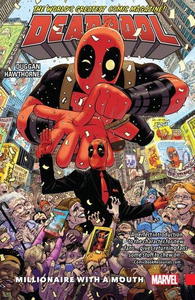 Deadpool Vol. 4 TPB (Vol. 1 – 10) (2016-2017)