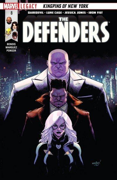Defenders #8 (2017)