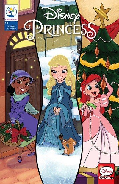 Disney Princess #16 (2017)