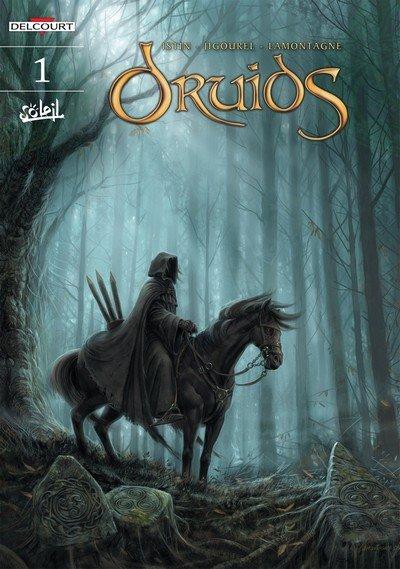 Druids Vol. 1 – 9 (2017-2018)