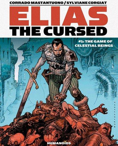 Elias The Cursed #1 – 3 (2016)