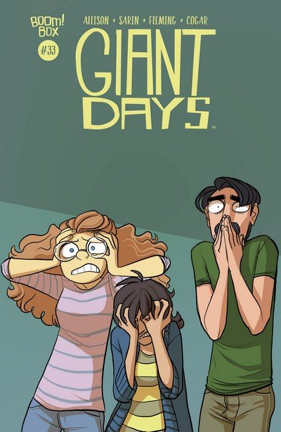 Giant Days #33 (2017)