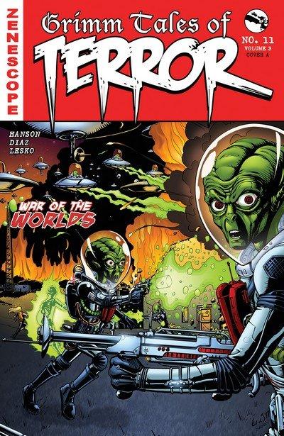 Grimm Tales Of Terror Vol. 3 #11 (2017)