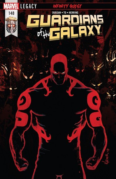 Guardians of the Galaxy #148 (2017)