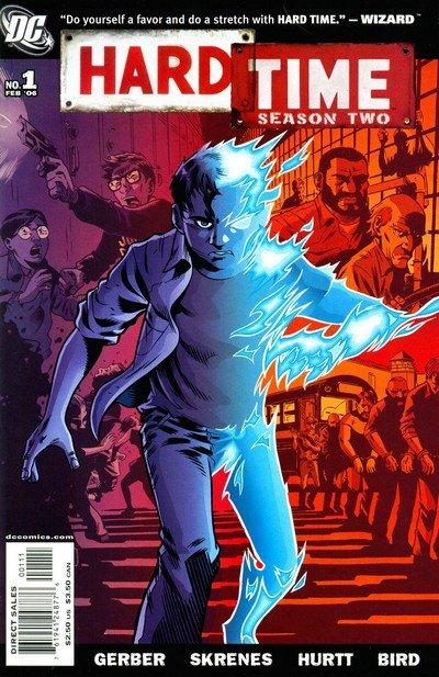 Hard Time Vol. 2 #1 – 7 (2006)