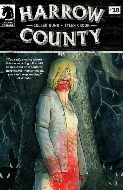 Harrow County #28 (2017)