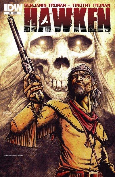 Hawken Vol. 1 #1 – 6 + TPB (2011-2012)