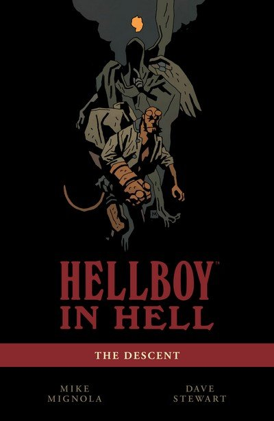 Hellboy in Hell Vol. 1 – The Descent (TPB) (2014)