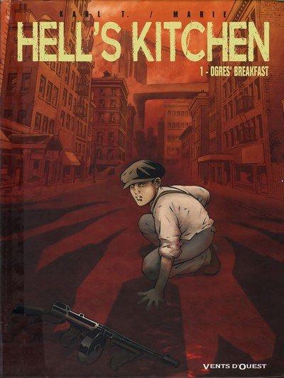 Hell's Kitchen Vol. 1 – 4 (2004-2008)