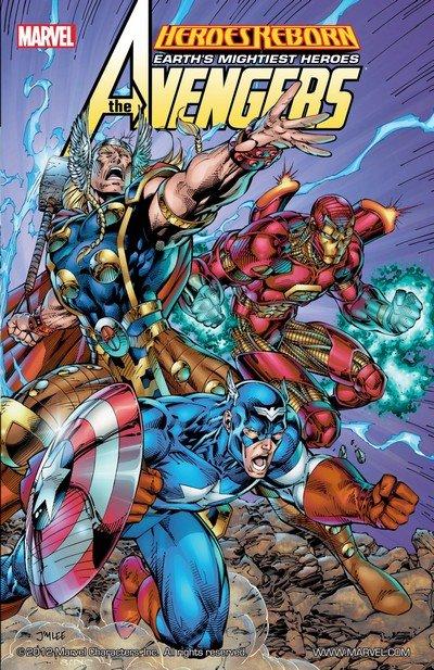 Heroes Reborn – Avengers (TPB) (2006)