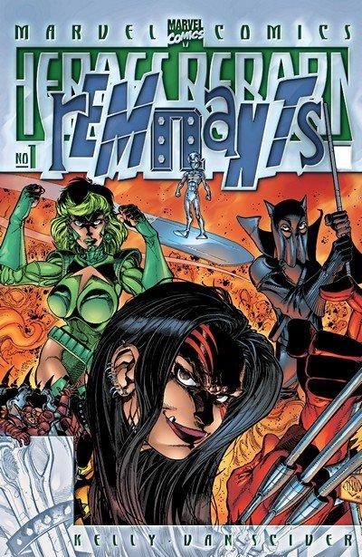 Heroes Reborn – Remnants #1 (2000)