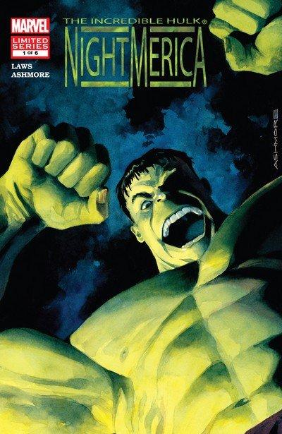 Hulk – Nightmerica #1 – 6 (2003-2004)