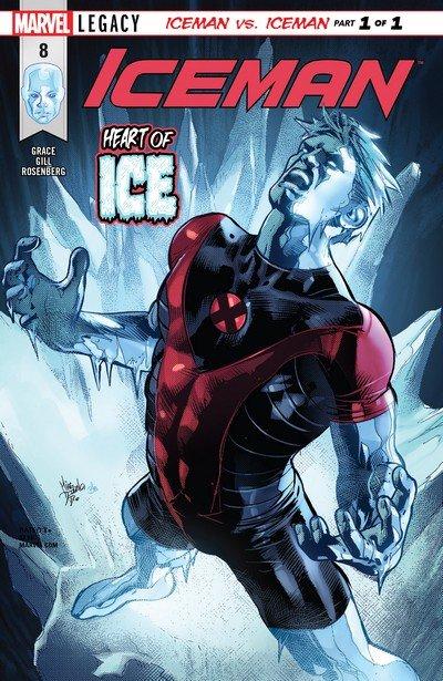 Iceman #8 (2017)