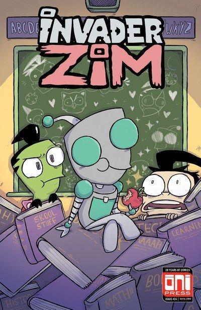 Invader Zim #26 (2017)