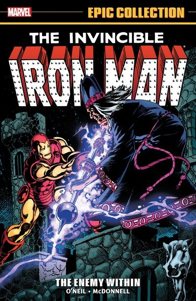 Iron Man Epic Collection Vol. 10 – The Enemy Within (TPB) (2103)