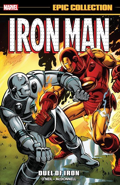 Iron Man Epic Collection Vol. 11 – Duel of Iron (TPB) (2016)