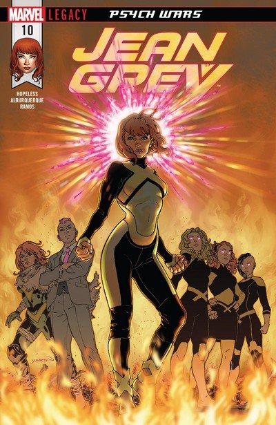 Jean Grey #10 (2017)