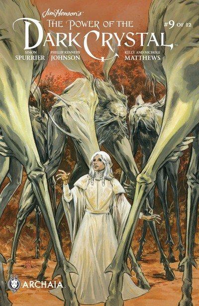 Jim Henson's The Power of the Dark Crystal #9 (2017)