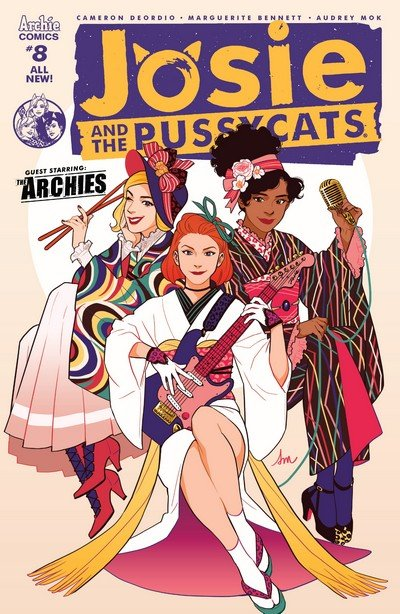 Josie & the Pussycats #8 (2017)