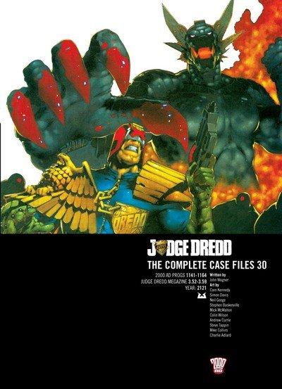 Judge Dredd – The Complete Case Files Vol. 30 (2017)