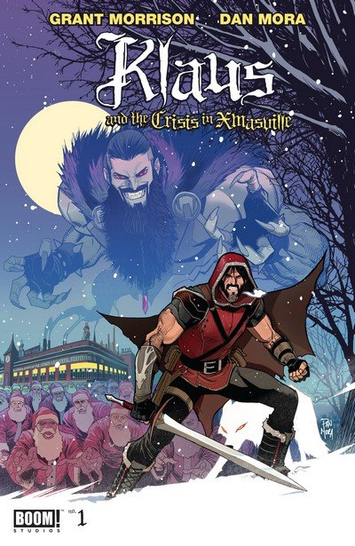 Klaus and the Crisis in Xmasville #1 (2017)