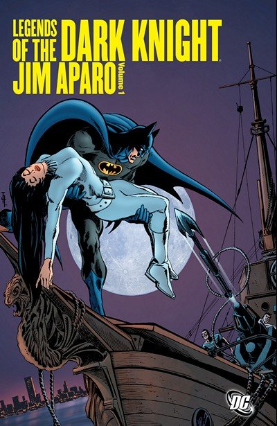 Legends of the Dark Knight – Jim Aparo Vol. 1 – 3 (2012-2017)