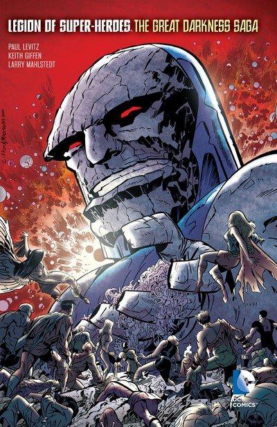 Legion of Super-Heroes – The Great Darkness Saga (2010)